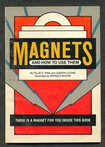 1963 Magnets And How To Use Them Scholastic Book - $11.99