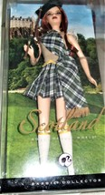 Barbie Dolls of the World Scotland - $79.95
