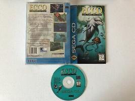 Ecco The Tides of Time - Sega CD - Complete CIB - $25.46