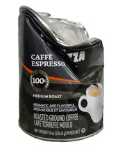 Dented, Damaged, Lavazza Caffe Espresso Cans - Pack of 15 - 8 oz - $47.51