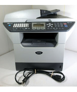 Brother MFC-8660DN Laser Printer Scanner Fax w/ NEW Toner 7000 Page Count - $197.95