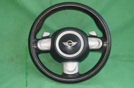 07-15 Mini Cooper S Clubman R56 R55 R57 R58 Steering Wheel & Airbag image 1