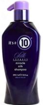 It's a 10 Silk Express Miracle Silk Shampoo 10 fl. oz. - $10.95