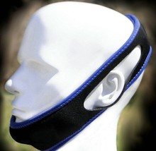 Anti Snoring Chin Strap Snoring Snore Belt Anti Apnea Jaw Solution Neopr... - $9.86