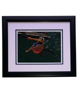 Finding Nemo Framed Nigel Escape 11x14 Disney Commemorative Photo - $98.99