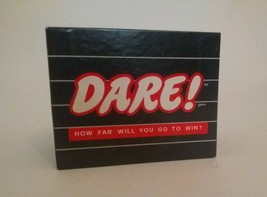 Parker Brothers DARE Board Game replacement pieces parts QUESTION  CARDS... - $10.39
