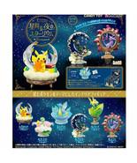 Re-Ment Pokemon Raining Stars Night Starrium - Complete Set of 6 - $109.90