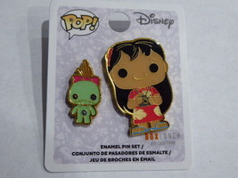 Disney Trading Pins 131807 Loungefly - Funko Pop! Lilo and Scrump - $23.38