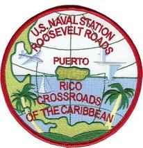 USMC NAVAL STATION NAS ROOSEVELT ROAD PUERTO PATCH NEW!!! @ - $1,000.00