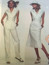 Vogue Paris Original Chloe Sewing Pattern 1467 Bermuda Shorts Shirt Skir... - $18.00