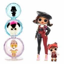 NEW L.O.L. Surprise! O.M.G. Winter Chill Fashion Doll Bundle - Camp Cutie  - $79.99