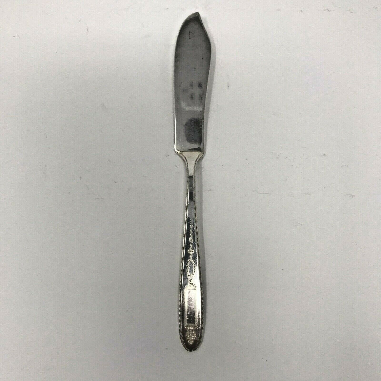 "Community Plate Silverware 7"" Butter Knife - $11.64"