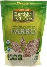 Nature's Earthly Choice - Organic Italian Pearled Farro - 14 oz. image 3