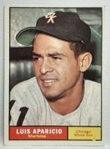 READ! 1961 Topps #440 Luis Aparicio Baseball Card Original Authentic Gen... - $4.99