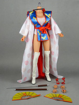 1/6 Phicen, Hot Toys, Shi Japanese Female - Tomoe Full Costume Set + Ext... - $92.57