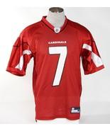Reebok NFL Arizona Cardinals Leinart 7 Red Football Jersey Men's Medium M NWT - $69.29