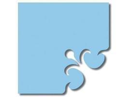 EK Success Paper Shaper Corner Adorner Punch, Fountain Fun #PSPCSH01C image 2