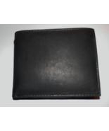 Genuine Leather Men's Bi-fold Wallet #589 Black, Brown or Burgundy - $19.99
