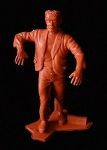 Universal Studios Monsters Marx Monster Figure Frankenstein orange hallo... - $25.99