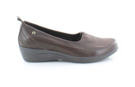 Womens Shoes Hush Puppies Valoia Oleena Brown Medium Width Comfort $85 R... - £28.88 GBP