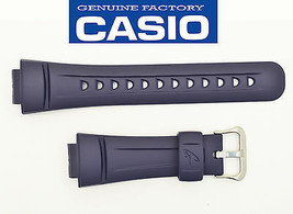 Genuine CASIO G-SHOCK WATCH BAND STRAP Blue G-2900F G-2900 G-2900C G-290... - $18.00
