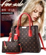 Luxurious Women Purses Handbags Women Shoulder Bags 2-Piece Set Tote Bag... - €35,29 EUR