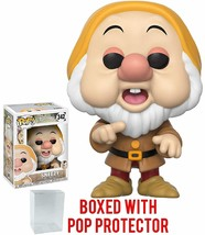Snow White and the Seven Dwarfs Sneezy Pop! Vinyl Figure and Bundled wit... - $16.61
