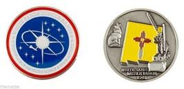 ARMY WSMR WHITE SANDS MISSILE ROCKET RANGE 1945 CHALLENGE COIN - $16.24