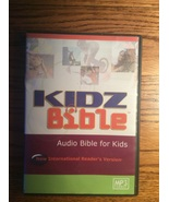 Set of 2 CD Kidz Bible Audio Bible for kids New International Readers MP3 - $3.95