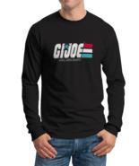 G.I. Joe  Mens  Black Cotton Sweatshirt - $29.99