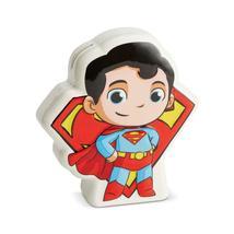 DC Super Friends Superman Coin Money Bank Durable Dolomite image 3