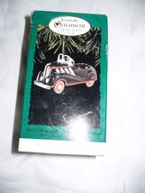 Hallmark Keepsake Ornament 1937 Steelcraft Auburn by Murray Die Cast Metal - $9.89