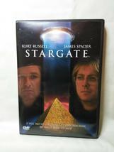 Stargate DVD, 1997 James Spader, Kurt Russell - $3.96