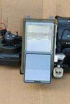 BMW E66 760Li Rear Seat Roof Ac Blower W/ Console Refrigerator Fridge Box Cooler image 3