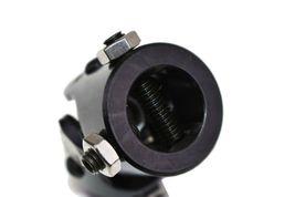 "Forged Steel Yokes Steering Shaft Universal U-JOINT 1"" DD TO 3/4"" DD Black image 9"