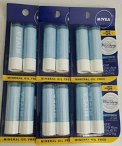 Nivea Smoothness Lip Care- SPF 15 - Six (6) packs of 2 each = 12 total. ... - $29.39