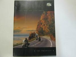 2004 Harley Davidson Touring Handbook Die Americas Owners Group Führung ... - $14.76