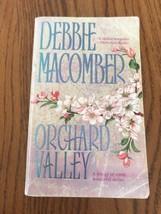 Debbie Macomber Orchard Valley Libro en Rústica Ships N 24h - $19.88