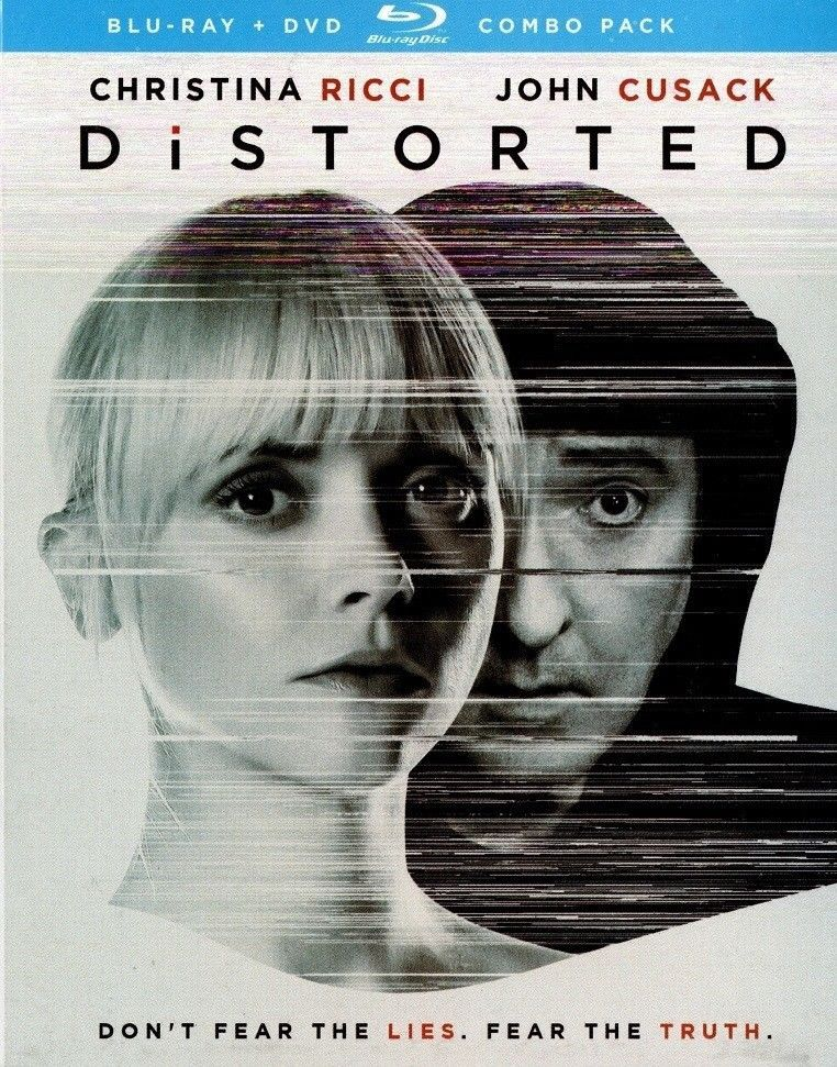 Distorted (Blu-ray + DVD, 2018)