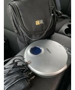 """Coby Portable Cd Player 5"""" Case Logic - $48.51"""