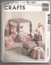 Mccalls  8140 barbie furn front  thumb200