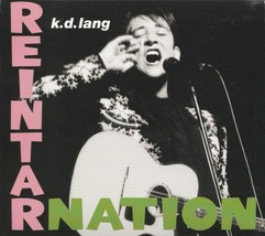 k. d. lang Reintarnation CD - $5.99