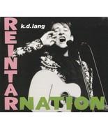 k. d. lang Reintarnation CD - $6.99