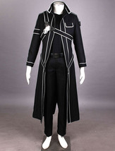 Sword Art Online Kirito Cosplay Costume - $115.99+