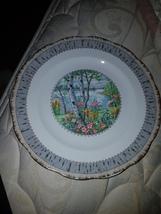 Royal Albert Silver Birch free shipping Dinner plate #32  - $42.11