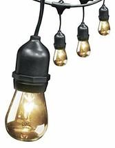 Feit Electric 72041 30' 10-Socket 15 Bulbs Outdoor String Light Set - $46.53