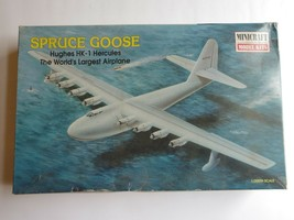 Minicraft Spruce Goose Hughes HK-1, Airplane Model Kit #11607 1/200 Scale - $19.99