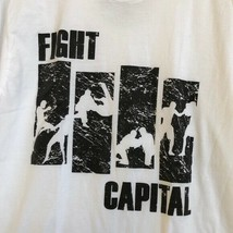 NWOT Fight Capital Gym tee - $34.65