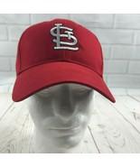 Mens Womens St.Louis Cardinals MLB Red Snapback Baseball Cap Hat - $17.81
