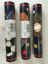 Brewster 9'' x 5 yards UNPASTED Wallpaper Border Sports  B95837  Lot of... - $35.79
